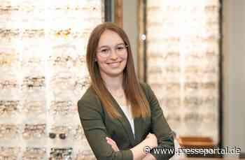 Beste Nachwuchsaugenoptikerin aus Rheinland-Pfalz stammt aus Bellheim - Presseportal.de