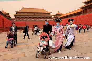 1.4B but no more? China's population growth closer to zero - OrilliaMatters