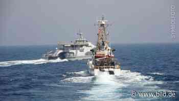 Iran: Provokation im Persischen Golf: US-Marine reagiert mit Warnschüssen - BILD