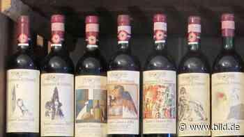 EU will Wein mit Wasser verdünnen! Italiens Winzer schäumen - BILD