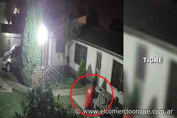 Ingresó con fines de robo a una casa de Don Torcuato pero fue detenido - elcomercioonline.com.ar