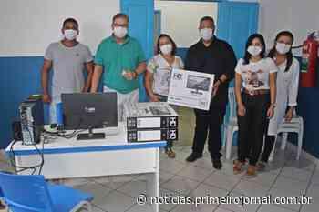 Itamaraju informatiza unidades de saúde da família de todo o município - - PrimeiroJornal