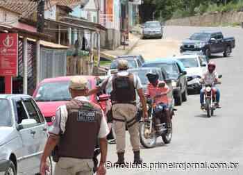 43ª CIPM comemora 90 dias sem homicídios em Itamaraju - - PrimeiroJornal