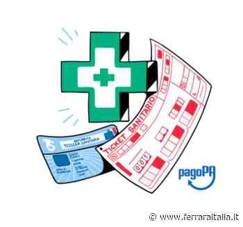 Ravenna,Forli-Cesena e Rimini: Con il servizio connect di satispay i ticket sanitari pagopa si pagano in farmacia. - Nicola Passarotto