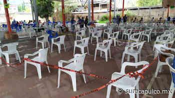 Pocos adultos acuden a vacunarse en Tixtla - El Sur de Acapulco