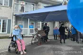 Stittsville Villa celebrates Mother's Day with drive-thru fanfare - StittsvilleCentral.ca