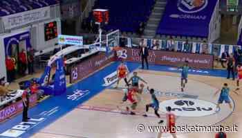 La VL Pesaro si spegne nell'ultimo quarto e cede di misura sul campo della Pallacanestro Brescia - Serie A Girone Unico - Basketmarche.it