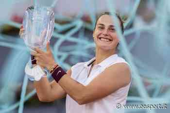 Tennis, Ranking WTA (10 maggio): Sabalenka al quarto posto con l'urrà di Madrid. Jasmine Paolini risale 10 posizioni - OA Sport