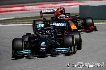 F1: Hamilton non teme Verstappen in Spagna, Leclerc è quarto - Motorsport.com Italia