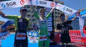 Challenge Riccione: vince l'austriaco Steger, Ceccarelli quarto e primo degli italiani - AltaRimini