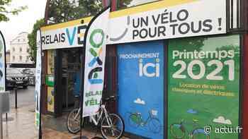 À Creil, on peut louer un vélo électrique pour ses trajets du quotidien - actu.fr