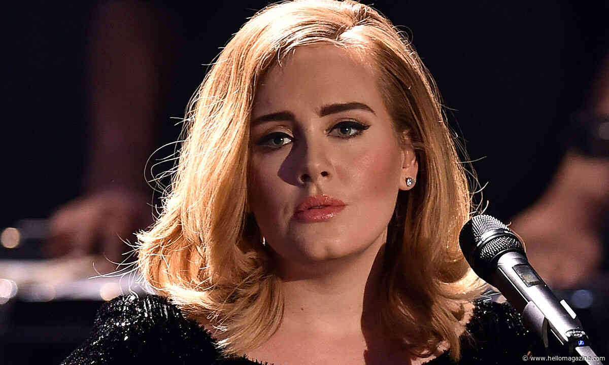 Sad news for Adele as she mourns family death following 'Thirty FREE' birthday - HELLO!