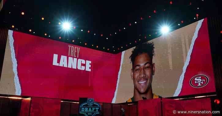 Golden Nuggets: ESPN's Matt Bowen believes Trey Lance to the 49ers is a perfect fit