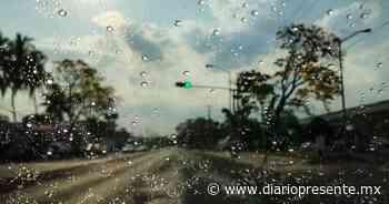 Prevén lloviznas en Huimanguillo, Tacotalpa y Teapa - Diario Presente