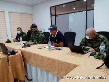 Arauca: Atentado en la vía que comunica a Tame con Fortul - http://www.radionacional.co/