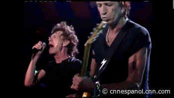 Los Rolling Stones editarán su show histórico de Copacabana - CNN