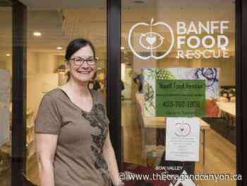 Art for Art's Sake: Alanna Pettrigrew, Banff Food Rescue - The Crag and Canyon