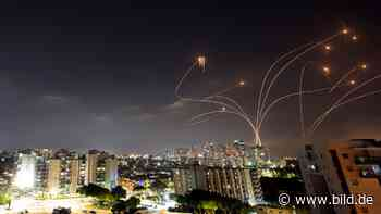 Iron Dome - Diese Wunderwaffe schützt Israel vor dem Raketenterror - BILD