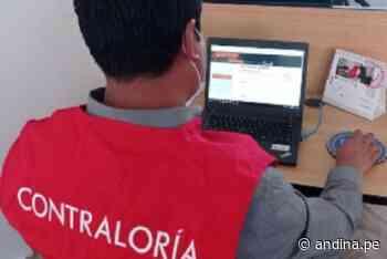 Ferreñafe: ciudadanos podrán alertar casos de presunto mal uso de recursos públicos - Agencia Andina
