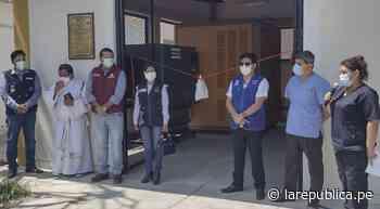 Lambayeque: inauguran segunda planta de oxígeno en Hospital de Ferreñafe - LaRepública.pe