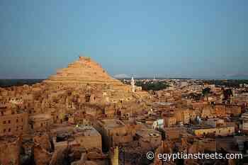 Egypt Inaugurates Siwa's Shali Fortress Restoration Egyptian StreetsNovember 6, 2020 - Egyptian Streets