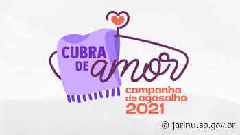 Prefeitura de Jarinu lança a Campanha do Agasalho 2021 - Prefeitura Municipal de Jarinu