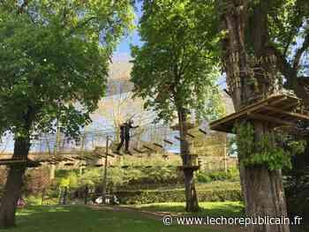 Nouveau parc d'accrobranche à Chartres, balades à vélo électrique : comment C'Chartres Tourisme prépare la saison 2021 - Echo Républicain
