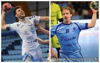Saison terminée pour deux joueurs du C'Chartres Métropole Handball - Echo Républicain