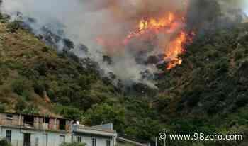 """Prevenzione incendi, a Piraino l'ordinanza """"Pulisci terreni"""" - 98Zero.com"""