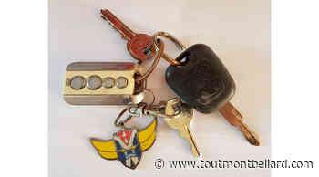Objet perdu/trouvé à Bethoncourt : clés voiture INFO - ToutMontbeliard.com