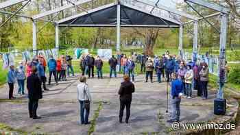 Städtebau: Interesse an Plänen zur Neugestaltung des Kulturparks Strausberg - moz.de