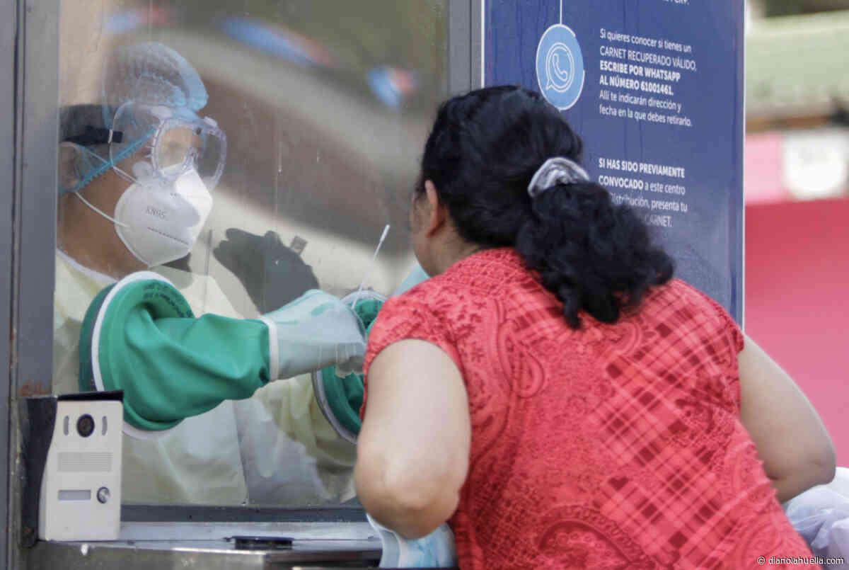 Gobierno realizó 500 pruebas para la detección de COVID-19 en Nahuizalco - Diario La Huella