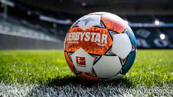 Derbystar stellt neuen Spielball für Bundesliga und 2. Liga vor