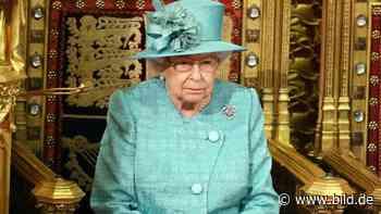 "Traditionelle Parlaments-Rede jetzt LIVE - ""Queen's Speech"" diesmal ganz anders - BILD"