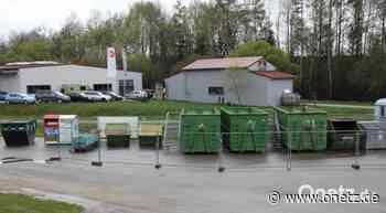 Gemeinderat Teunz: Recyclinghof in Fuchsberg bekommt einen neuen Zaun - Onetz.de