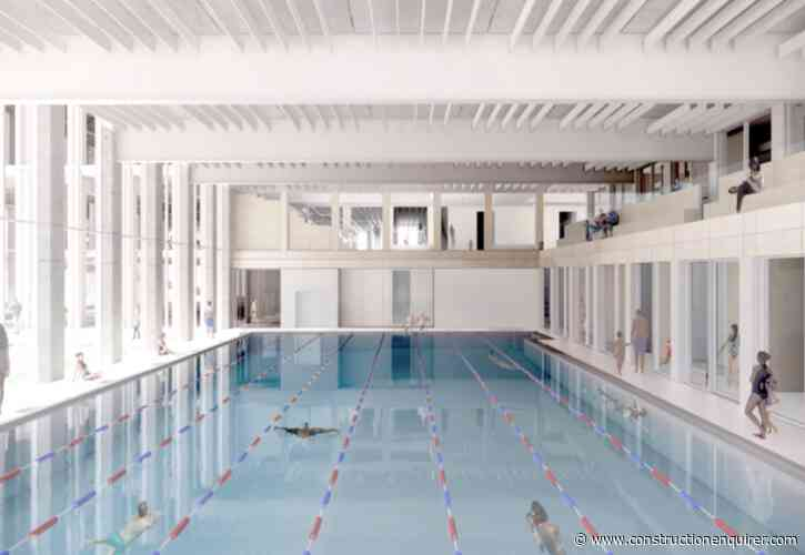Morgan Sindall lifts leisure centre tally to £360m