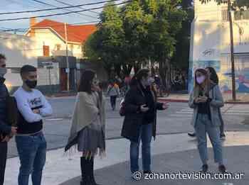 Zappulla recorrió Haedo con la diputada nacional Natalia Villa - Zona Norte Visión
