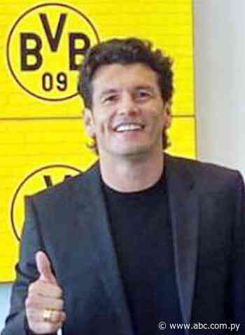 Haedo, en Dortmund - Fútbol - ABC Color