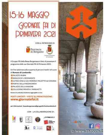 Giornate FAI di primavera | aprono i gioielli di Romano di Lombardia - Zazoom Blog
