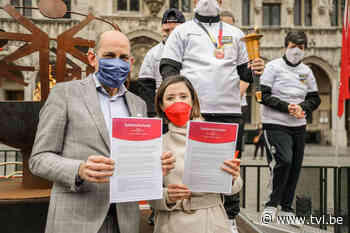 Gemeente Alken ondertekent het Solidariteitscharter van Special Olympics Belgium - TV Limburg