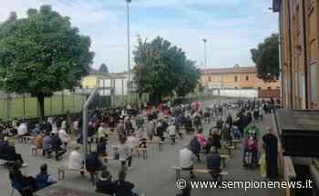 Parabiago, Santa Messa all'aperto e consegna dei Vangelo ai più piccoli - Sempione News