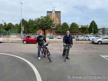Vedere per comprendere: il sindaco di Parabiago in bici alla scoperta delle ciclabili - Settenews