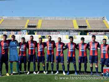 Taranto, servono tre punti contro il Portici - TarantoBuonaSera.it