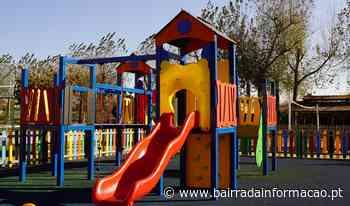 Autarquia de Oliveira do Bairro reabriu parques infantis - Bairrada Informação