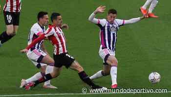 Dani García entra e Iñigo Vicente, lesionado, sale de la lista de 17 del Athletic para Huesca