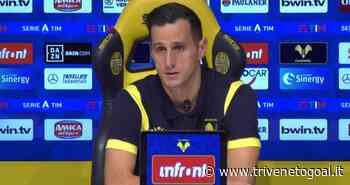 """Hellas Verona-Torino, Kalinic: """"Abbiamo dominato per quasi tutta la gara! E ora voglio…"""" - Trivenetogoal"""