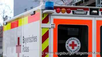 Betriebsunfall in Meitingen: Mann quetscht sich die Hand ein - Augsburger Allgemeine