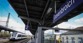 Grevenbroich: Bahnhof bekommt Videoüberwachung - Westdeutsche Zeitung