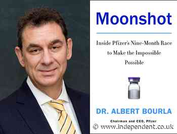 Pfizer head Albert Bourla writing book about Covid vaccine