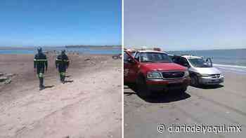 Continúa la búsqueda de los pescadores desaparecidos en Huatabampo - Diario del Yaqui